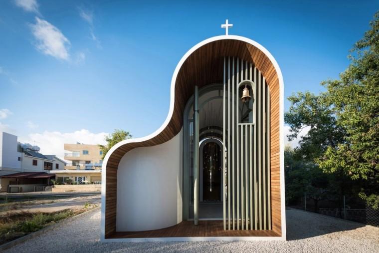 塞浦路斯教堂设计