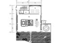 现代简约全季美学生活馆空间设计施工图(附效果图+概念方案)