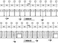源福轻型门式钢屋架结构施工图(CAD,10张)