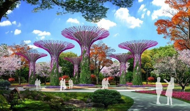 湿地公园景观设计要点_11