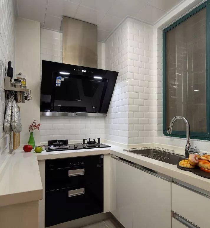 这样设计厨房,美观又实用,果断收藏~_8