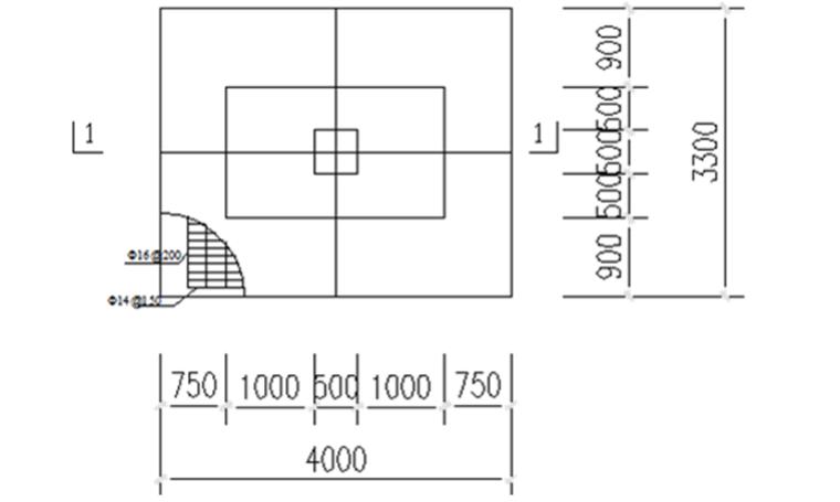 框架剪力墙住宅楼工程独立基础设计论证