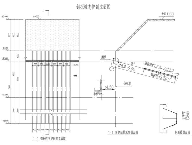 [辽宁]热电联产热源项目破碎室深基坑开挖工程专项施工方案