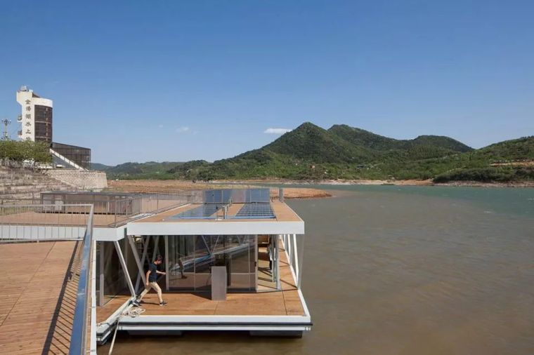 超美的水上筏式酒店设计,美出了新高度_28