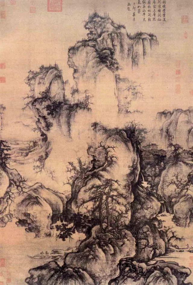 景观设计须知:5分钟让你读懂中国园林!!_31