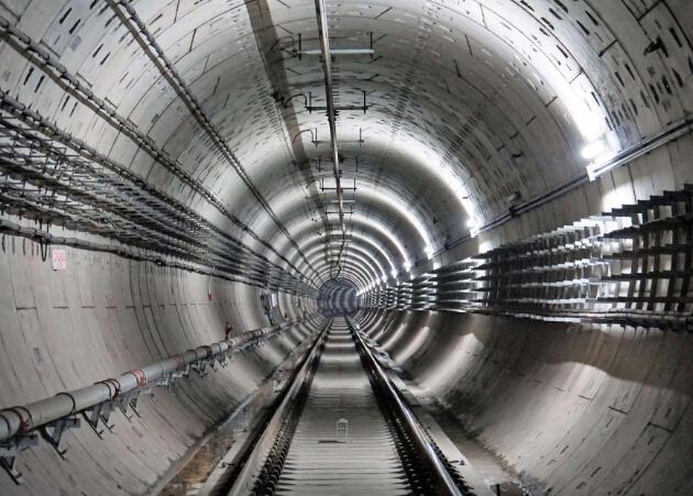 [上海]公路盾构法隧道工程质量检验评定标准