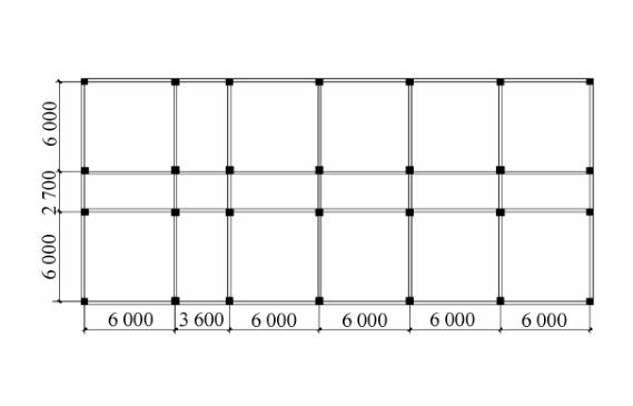 ui尺寸标注软件资料下载-钢筋混凝土结构框架柱截面尺寸设计论文