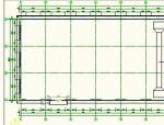 单跨单层钢结构厂房设计计算书