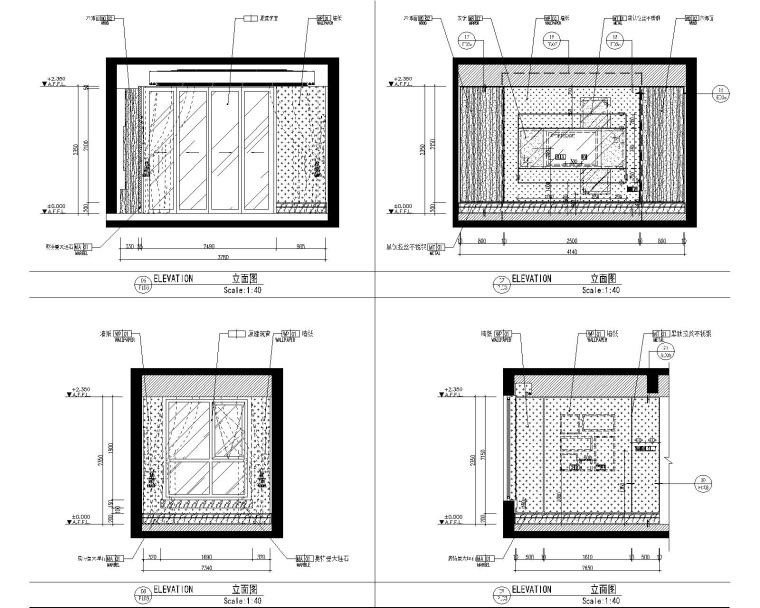 [上海]集艾设计G&A-海珀黄浦4-1中式样板间设计方案含效果图+施工图_12