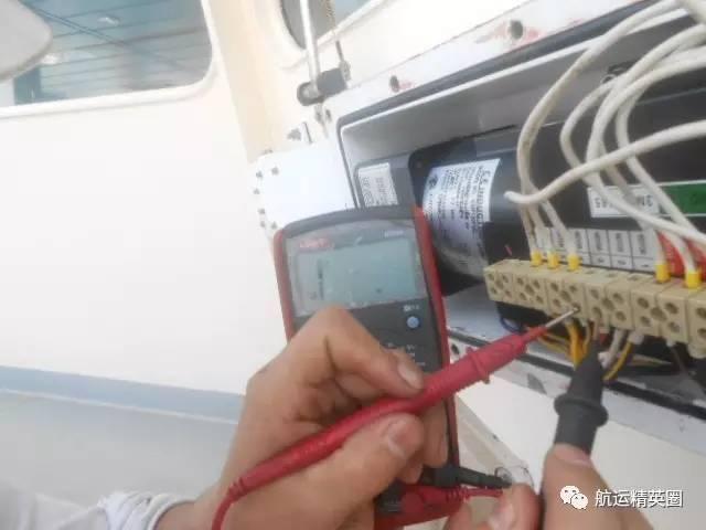 [实用]船舶电气的常用英语