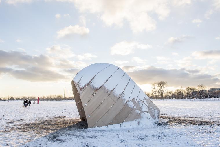 加拿大蒸汽独木舟装置