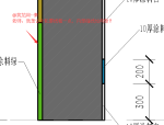 我想让外轮廓线粗一些,内部为细线如何操作,本图在详图中