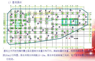 [广东]19米深基坑及地下室逆作法安全专项施工方案(超高层建筑)