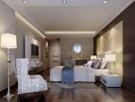 舒适安静卧室3D模型下载