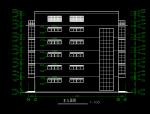 四层综合楼设计建筑图