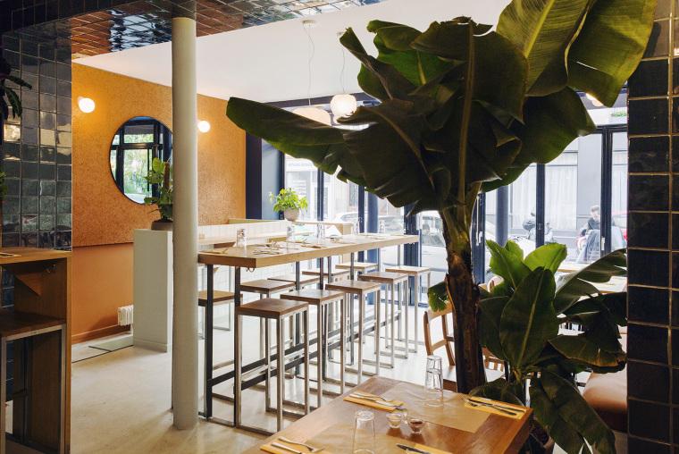 法国BLITZ中东餐厅