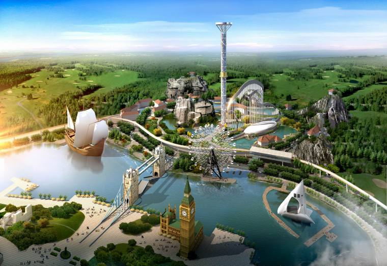 北京环球城主题公园