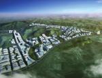 大连开发区创智产业金石IT产业园概念性规划(知名设计院)