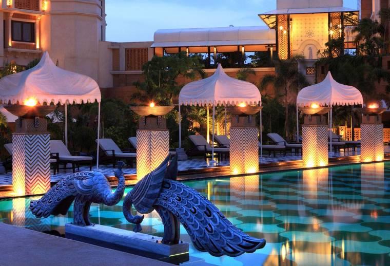 印度乌代布尔凯宾斯基酒店-7
