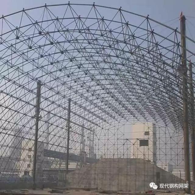 轻型钢结构网架常见质量问题