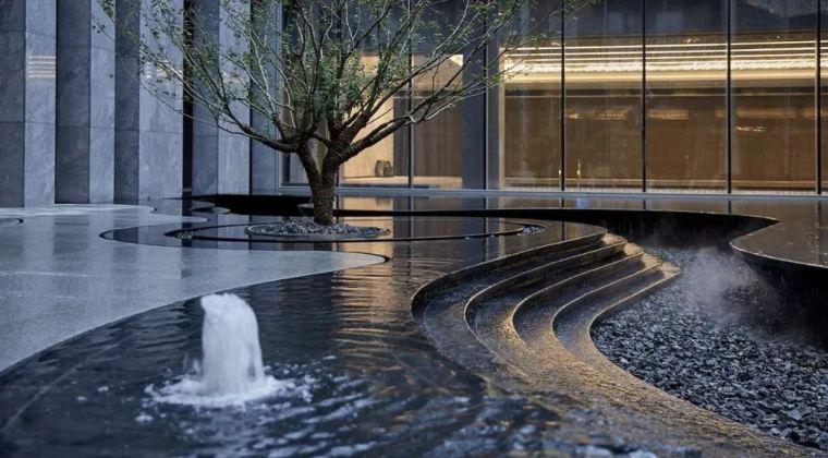 居住区|杭州示范区景观设计项目盘点_21