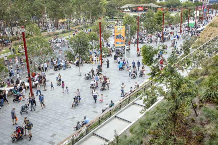 悉尼达令港公共空间-4