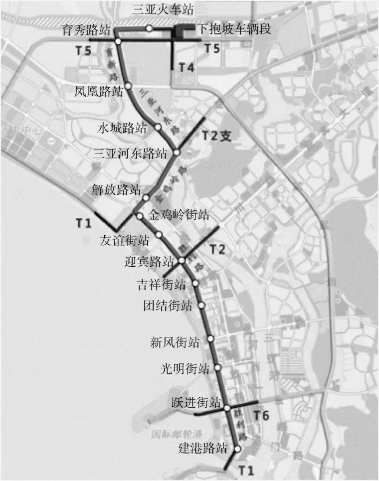 国家发展改革委PPP项目典型案例之海南省三亚市有轨电车示范线工