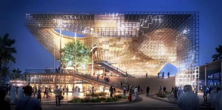 2020年迪拜世博会最新展馆公布