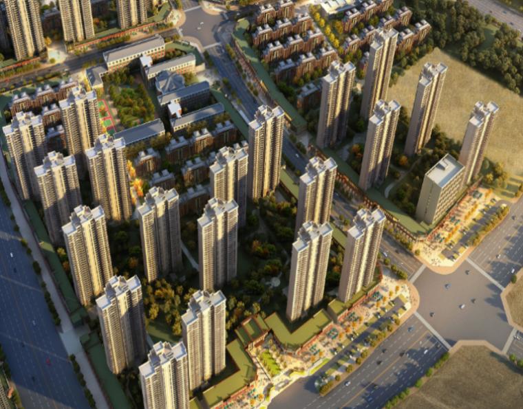 高层住宅楼项目顶砖斜砌二次结构施工方案