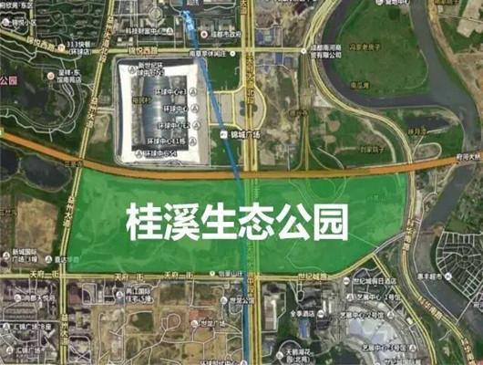 """成都版""""纽约中央公园""""即将开园,总投资约6.4亿元!"""