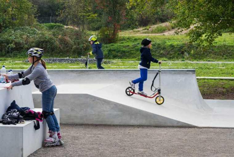 德国后工业场地改造的市民休闲运动空间-mooool-A24-Landschaft-Leisure-sport-kohlelager6