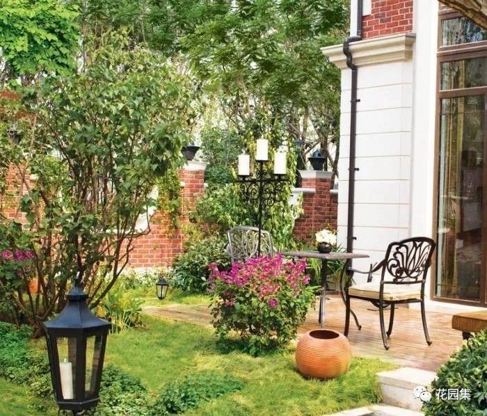 居住区与别墅庭院景观设计的差异_37