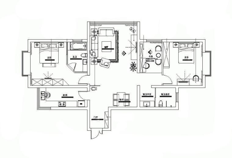 柏涛院最新整理住宅户型分类资料