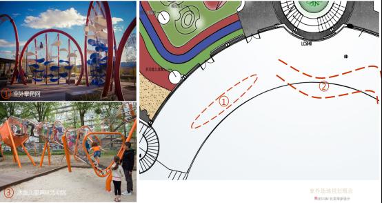 幼儿园设计,鸿坤儿童友好社区设计案例-幼儿园设计,鸿坤儿童友好社区设第23张图片