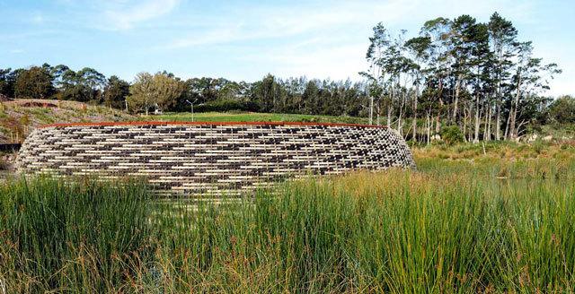 新西兰Kopupaka湿地公园景观设计_4