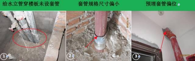 给水管道安装常见质量缺陷原因浅析及防治措施(上)