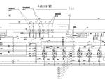 唐山某大型商场空调全图(含设计说明系统图施工图及详图)