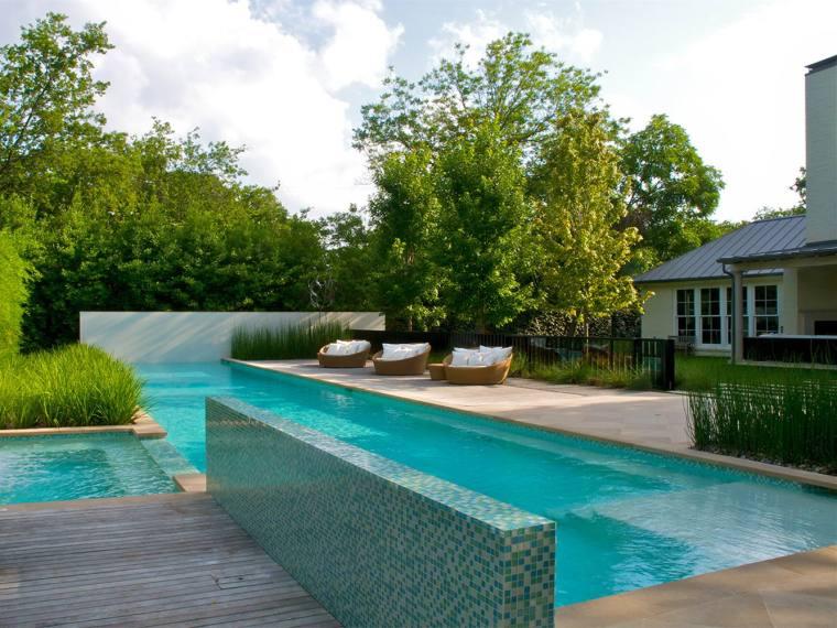美国花园住宅景观