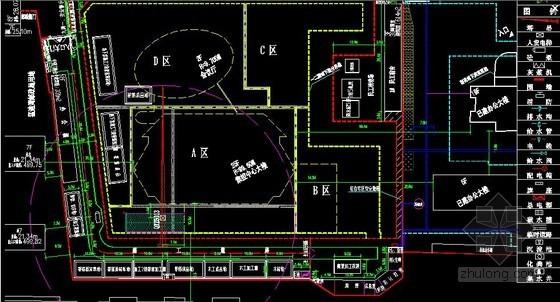 建筑工程施工平面布置图(多图)