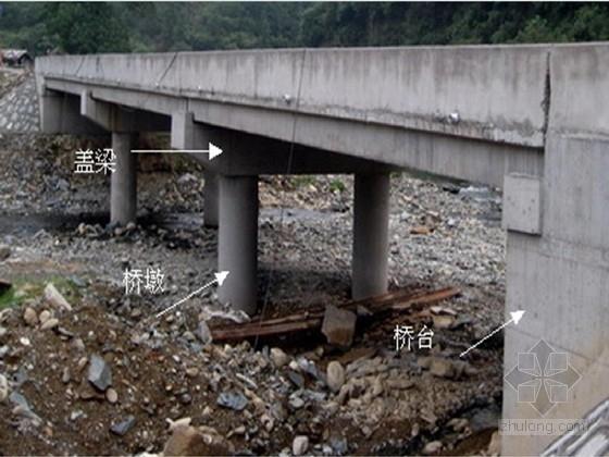 3x10m简支梁桥施工图设计(附计算书 桩柱式桥墩)