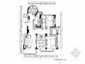 精品简约现代两层小别墅室内装修施工图