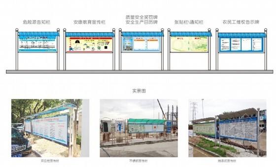 [福建]知名企业编制文明施工VI设计图册(高清图片)