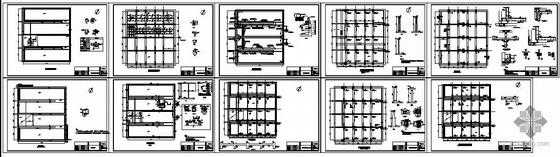 某曝气池结构图