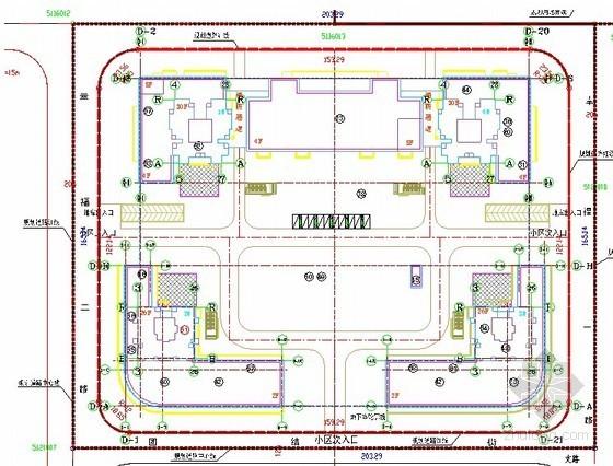 [天津]租赁住房施工组织设计(灌注桩 新技术)