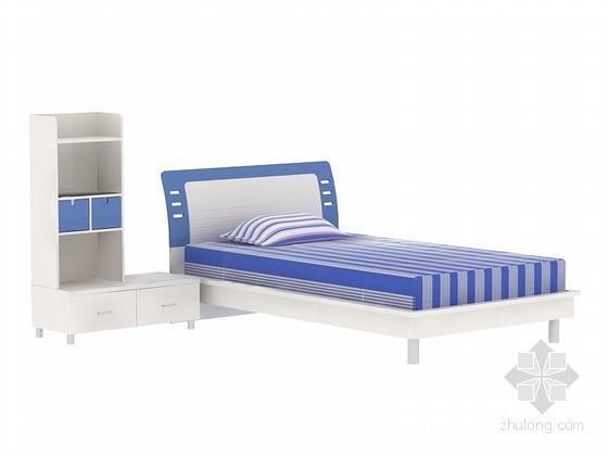 儿童家具3D模型下载