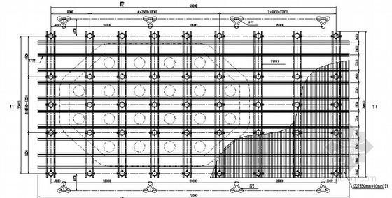 [广东]跨海大桥钢吊箱围堰计算书附CAD图纸