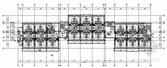 [云南]度假酒店中央空调设计施工图