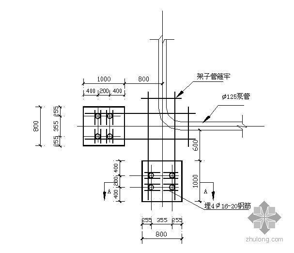 [北京]酒店混凝土施工方案(长城杯、泵送混凝土)