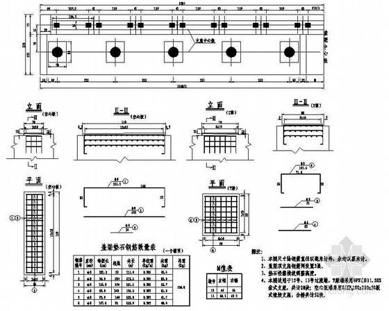 杭新景高速公路拱肋式大桥过渡墩支座布置及附属构造节点详图设计