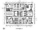 简欧风格全套办公楼详细施工图
